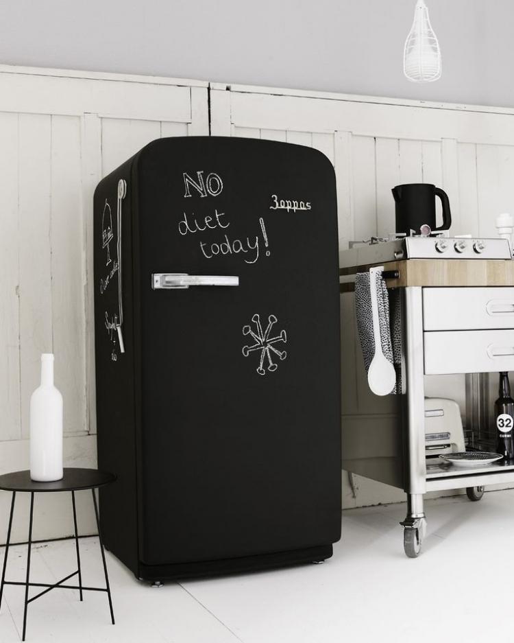 Перекраска холодильника