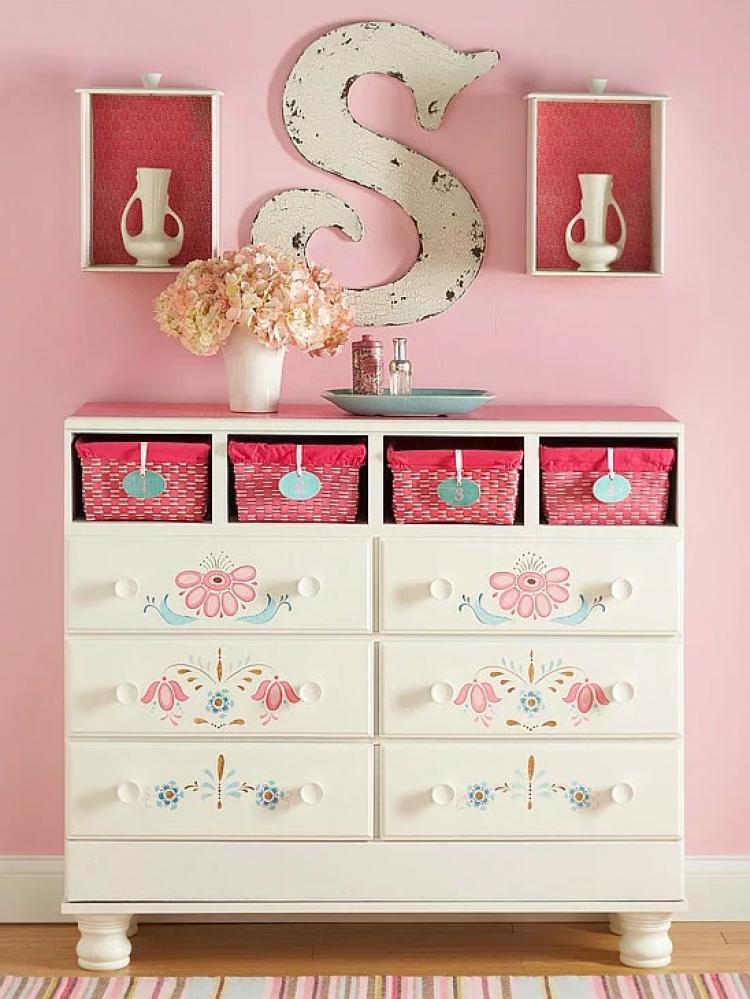 Безопасная краска для детской мебели